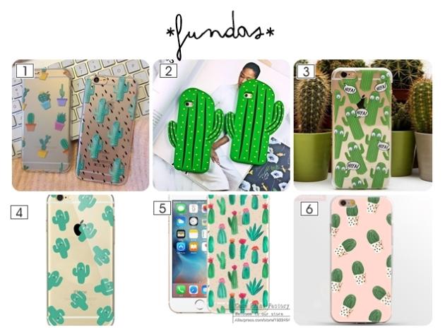 cactus fundas